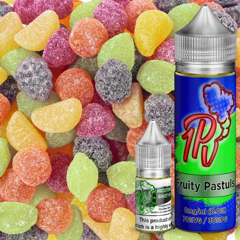 Fruity Pastilles - Shortfill