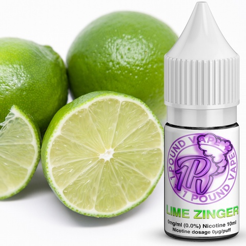 Lime Zinger - 10ml