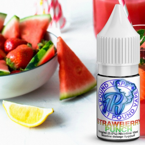 Strawberry Watermelon Lemonade - 10ml