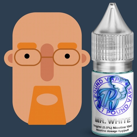 Mr White - 10ml